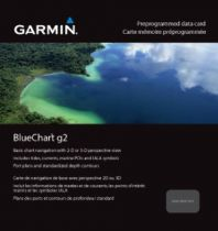 Revenda Mapas / Cartografia - Garmin BlueChart g3 HXEU010R - Spain, Mediterranean Coast