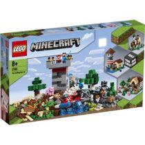 Revenda Lego - LEGO Minecraft 21161 The Crafting Box 3.0