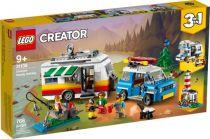 Revenda Lego - LEGO Creator  31108 Caravan Family Holiday