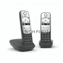 Comprar Telefones DECT sem Fios - Telefone sem-fios Gigaset A690 Duo preto