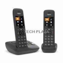 Comprar Telefones DECT sem Fios - Telefone sem-fios Gigaset C575 A Duo preto
