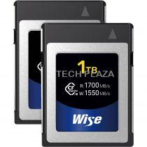 Revenda Outros Cartões Memória - Cartão Memória Wise CFexpress               1TB
