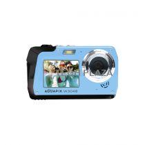 Revenda Camaras Digitais Easypix - Câmara digital Easypix Aquapix W3048 Edge iceblue