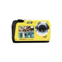 Revenda Camaras Digitais Easypix - Câmara digital Easypix Aquapix W3048 Edge yellow