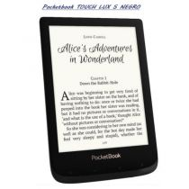 Comprar eBooks - eBook PocketBook Touch Lux 5 InkBlack