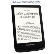 Comprar eBooks - eBook PocketBook Touch Lux 5 InkBlack