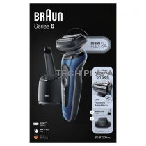Revenda Máquinas Barbear - Maquina Barbear Braun Series 6 60-B7200cc