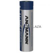 Revenda Pilhas Recarregáveis - Pilhas 1 Ansmann Li-Ion 18650 3400mAh 3,6V Micro-USB Buchse  1307-0003