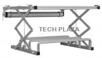 Comprar Suportes Projectores - Suporte Vogels PPL 2040 silver Projector Liftsystem + switch