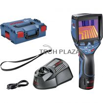 Revenda Acessórios - Bosch GTC 400 C + L-Boxx Bateria-Wärmebildkamera