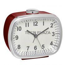 Revenda Relógios Parede - TFA 60.1032.05 Analoger Wecker rot