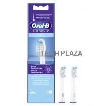 Revenda Higiene Dentária Acessórios - Braun Oral-B Cabeça Escova Dentes Pulsonic Clean 2pcs