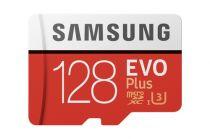 Revenda Micro SD / TransFlash - Cartão Memória Samsung microSDXC EVO+ 128GB + Adaptador MB-MC128HA/EU