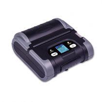 Revenda Impressoras Etiquetas - Impressora ZONERICH Térmica 114mm Portátil - Ligação Bluetooth - AB-34