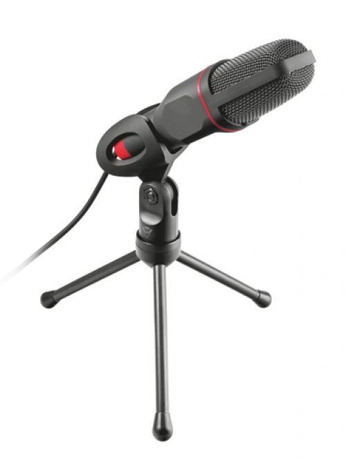 Comprar  - Microfone TRUST GXT 212 Mico USB - 23791