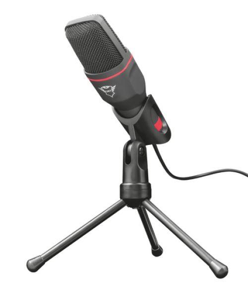 Microfone TRUST GXT 212 Mico USB - 23791