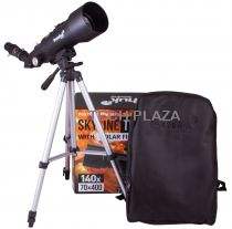 Revenda Telescópios - Telescópio Levenhuk Skyline Travel Sun 70