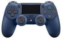 Revenda Acessórios PS4 - Sony Playstation PS4 Controller Dual Shock midnight blue
