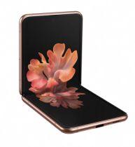 Revenda Smartphones Samsung - Smartphone Samsung Galaxy Z Flip mystic bronze            8+256GB