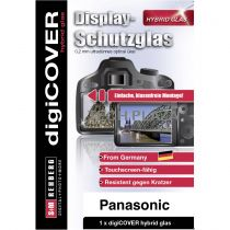 Revenda Protector Ecrã - digiCOVER Hybrid Glas Display protection Panasonic G110