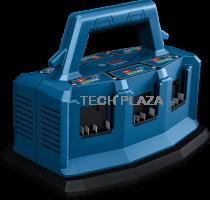 Revenda Carregadores Ferramentas - Carregador Bosch GAL 18V6-80 Multi-Ladegerät