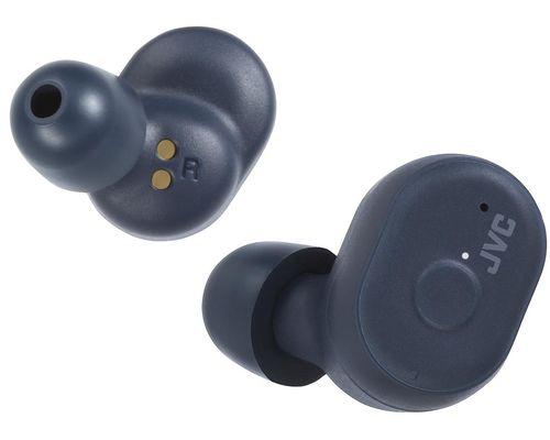 Auscultadores JVC HA-A10T True Wireless IE dark blue