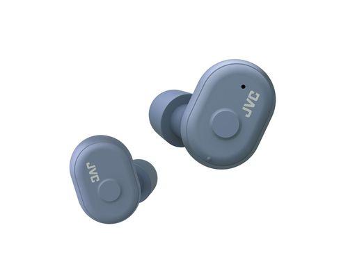 Auscultadores JVC HA-A10T True Wireless IE dusty grey
