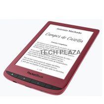 Comprar eBooks - eBook PocketBook Touch Lux 5 RubyRed