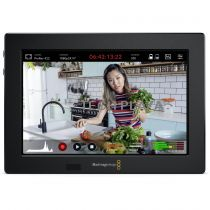 Revenda Monitores Videografia - Monitores vídeo Blackmagic Design Video Assist 7 3G