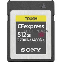 Revenda Outros Cartões Memória - Cartão Memória Sony CFexpress Type B      512GB