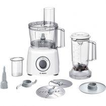 Revenda Robôt Cozinha - Robot cozinha Bosch MultiTalent 3 MCM3200W branco 800 Watt | mexendo,