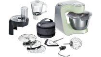 Revenda Robôt Cozinha - Robot cozinha Bosch Creation Line Premium MUM58MG60 mint/silver 1.000