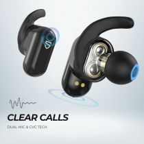 Comprar Auscultadores Outras Marcas - Auscultadores SoundPeats Truengine 2 preto In-Ear | Mobile phones | Wi