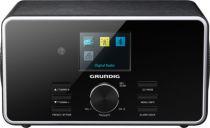 Comprar Rádios para Internet - Rádio para Internet Grundig DTR 4500 2.0 BT DAB+ preto