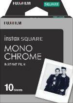 Revenda Filmes para câmaras instantâneas - 1 Fujifilm instax Square Film monochrome