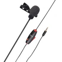 Comprar Microfones - Microfone Hama Lavalier Mikrofon  Smart para Smartphone