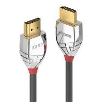 Revenda Cabos Vídeo - Lindy HDMI High Speed Cabo Cromo Line 3m