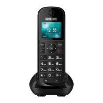Comprar Telefones Fixos Analógicos - Telefone Fixo Maxcom  Comfort MM35D Single SIM 2G Preto