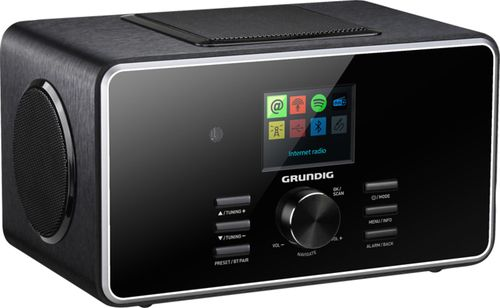 Rádio para Internet Grundig DTR 6000 X black