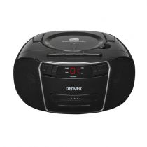 Comprar Rádio Cassette / CD - Radio CD Denver TCP-40 preto
