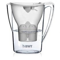 Revenda Filtros Água - Filtro Agua BWT 815077 Penguin Branco + 6 x LongLife Filtro