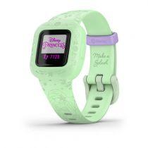 Revenda GPS Corrida / Fitness - Pulseira Fitness Garmin vivofit jr. 3 Disney (The Little Mermaid)
