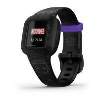 Revenda GPS Corrida / Fitness - Pulseira Fitness Garmin vivofit jr. 3 Marvel (Black Panther)