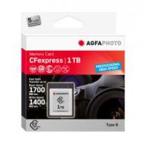 Revenda Outros Cartões Memória - Cartão Memória AgfaPhoto CFexpress          1TB Professional High Spee