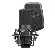 Comprar Microfones - Boya Microfone STUDIO LARGE DIAPHARGM BY-M800