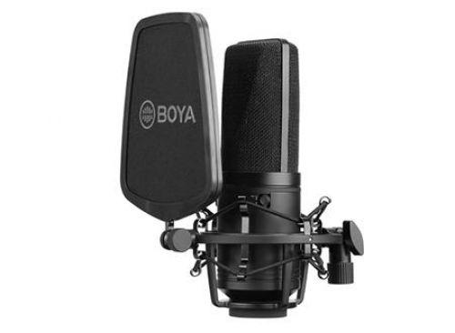 Comprar  - Boya Microfone STUDIO LARGE DIAPHARGM PRO BY-M1000