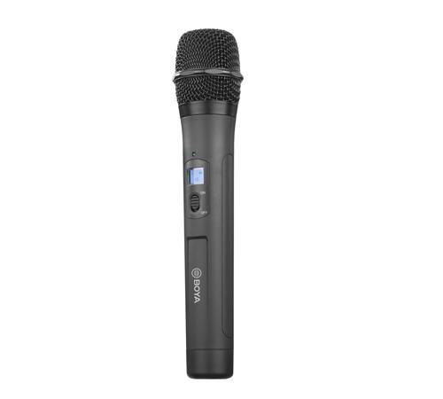 Boya Microfone HANDHELD PRO SYSTEM WM8
