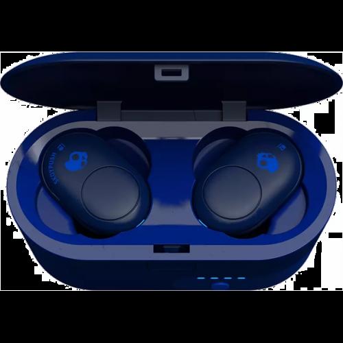Skullcandy Push S2BBW True Wireless IE Headphones indigo blue