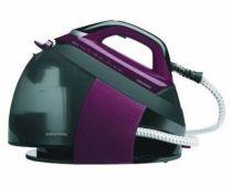 Revenda Ferro Engomar - Ferro Vapor Caldeira Grundig SIS 9870 preto/violett   2.800 Watt   Cro