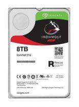 Revenda Discos Rígidos - Seagate IronWolf Pro NAS 8TB CMR Disco HDD SATA 6 Gb/s, 3,5´´ | 1x 15-